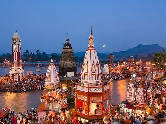 Viaje a Norte De India Con Haridwar desde colombia