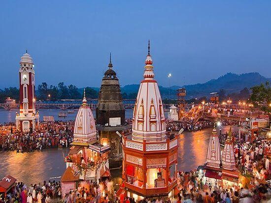 Norte De India Con Haridwar