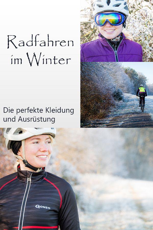 Radfahren Im Winter Kleidung Und Ausrustung Fur Kalte Tage Radfahren Im Winter Radfahren Und Joggen Lernen