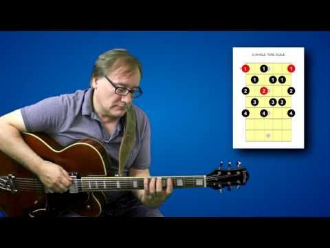 Diminished scale - how to understand, play and use. - YouTube