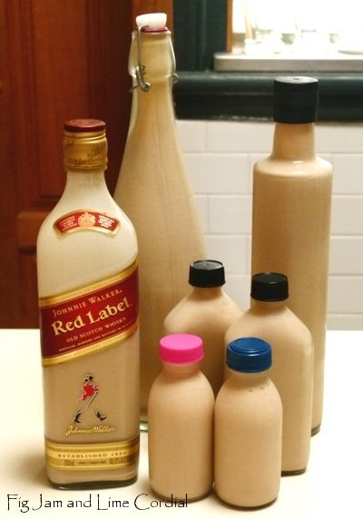 Our old recipe for homemade Irish cream. It's an absolute doddle to make, tastes much better th...