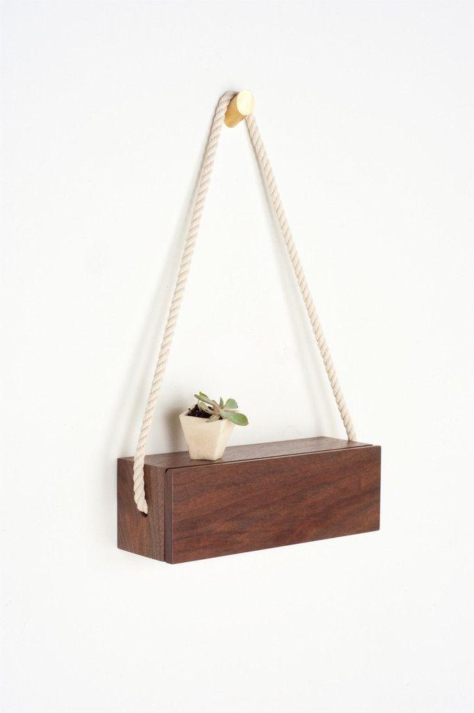 Long Wooden Box
