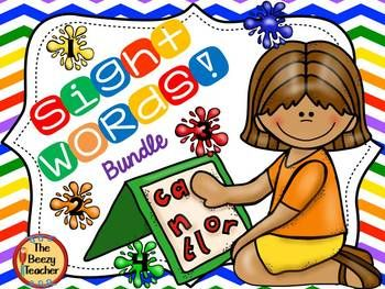This is a bundle of the Sight Word Levels 1-4 that I have created along with the letters and sounds. This sight word bundled pack also includes: words lists to send home to parents, inventory sheet, additional practice skills sheets, certificate, candy award, sight word crowns, paper