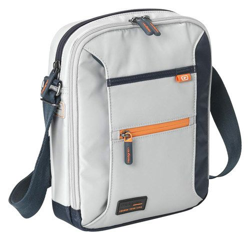 Hedgren - Vertical Crossover Bag - Light Gray