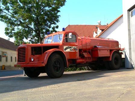 Škoda 706   Staré náklaďáky