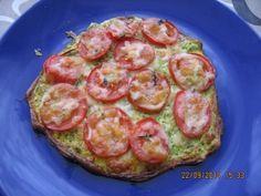 Cuketová mini pizza - bez lepku a mléka   Pro Alergiky