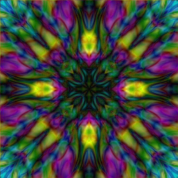 Tie Dye Patterns Tie Dye Kaleidoscope Patterns On