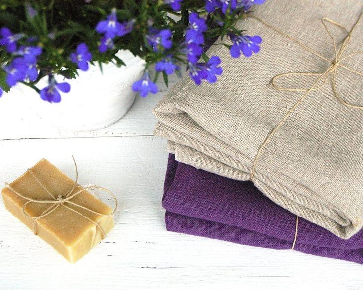 Linen & soap, by Linen Day. http://naturalmemories.bigcartel.com/