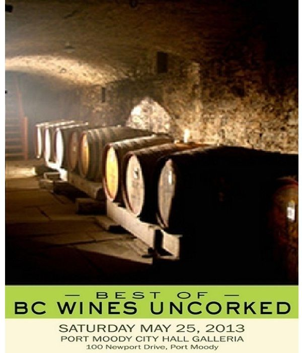 Best of BC Wines Uncorked