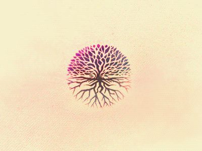 I like this logo because it's very pretty and detailed, how they made a tree very atypically beautiful
