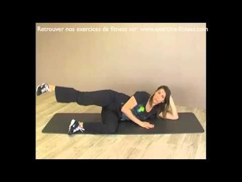 Exercice Fitness: Eliminer sa culotte de cheval, perdre des cuisses