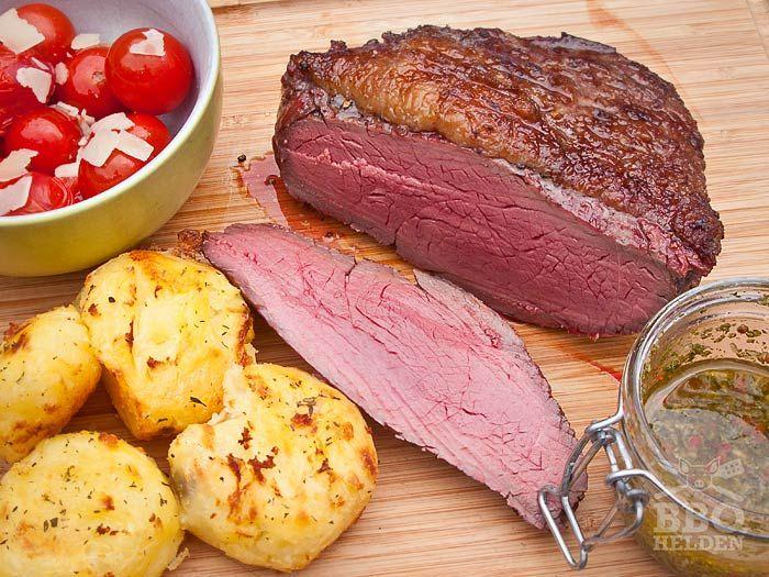 Picanha is een spectaculair stuk vlees voor op de barbecue. De bereiding is niet moeilijk maar er zijn een aantal punten waar je op moet letten.