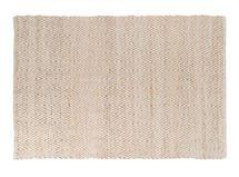 Alfombra Yute Zig Zag 160x230 cm Attimo $63.996