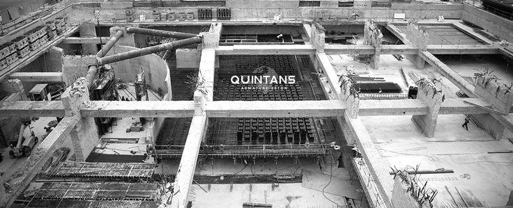 #Chantier Avant Première #Bordeaux #Quintans #Armature   #Béton #Acier #GénieCivil #TP #Construction #Armaturier #Pose #Ferraille #BTP #Assemblage #Audit #Conseil