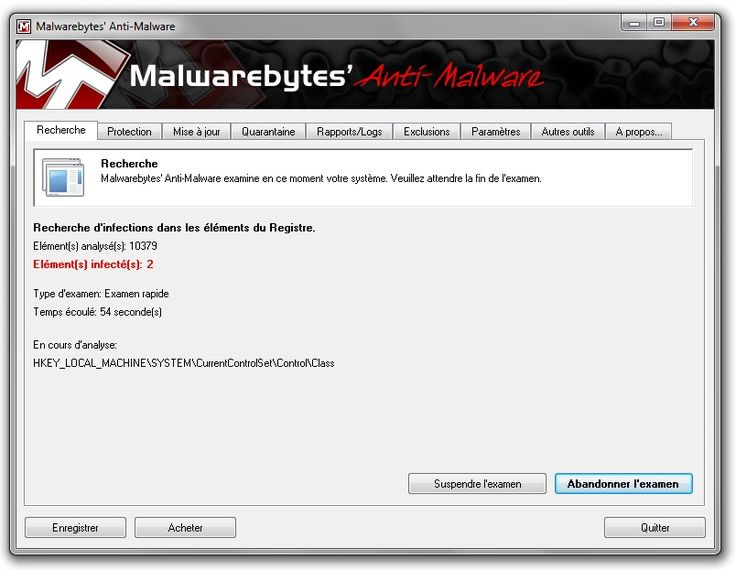 Comment supprimer un malware sous Windows ?