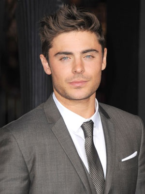 Zac Efron is our Love Editor's Crush of the Week!