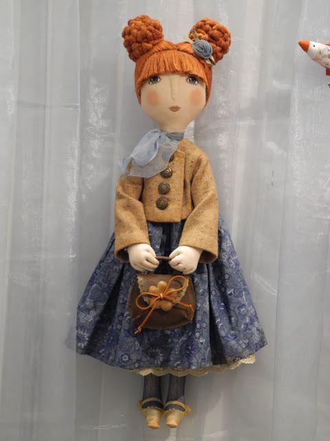 """МАРСЕУЛЬ: Выставка """"Искусство куклы"""" в Манеже"""