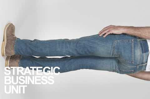 SBU pure indigo dyed jeans. made in italy.