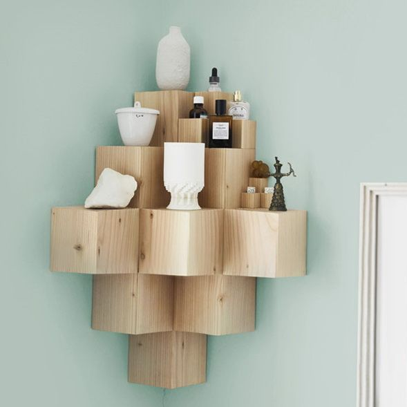 Shelves | Home Interior Design, Kitchen and Bathroom Designs, Architecture and Decorating Ideas
