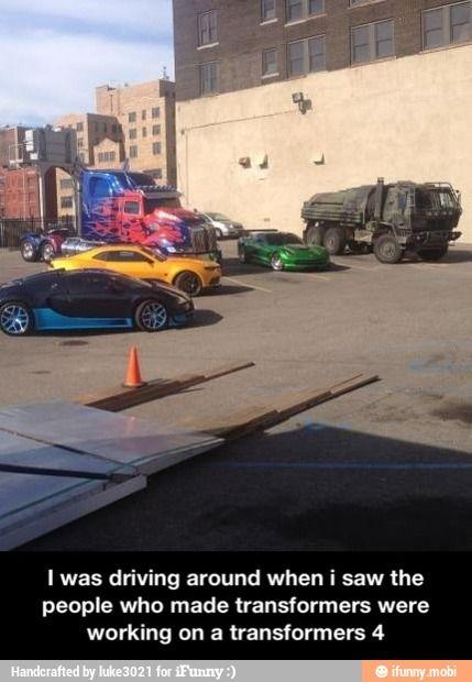 Transformers 4 / iFunny :)