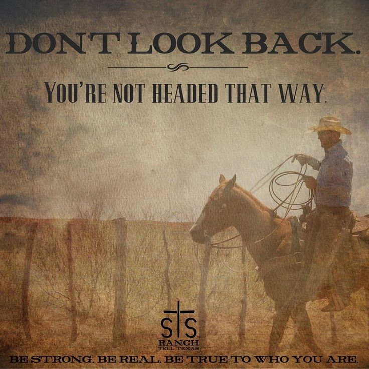 Cowboy Wisdom. Perservere quote STSRanch.com STS Ranch #BeStrong
