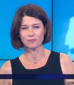 Carole GAESSLER dans Le 19/20 le 02/07/2013 sur France 3