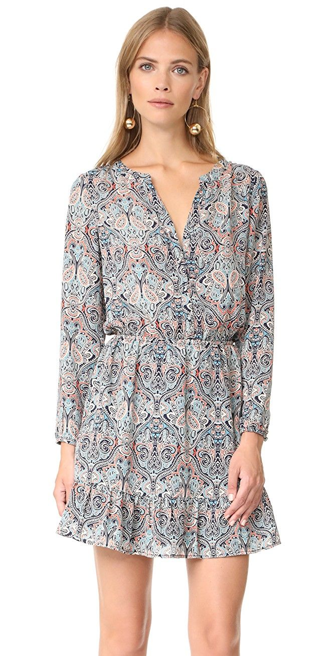 cupcakes and cashmere Selma Haight Paisley Printed Dress | SHOPBOP SAVE UP TO 25% Use Code: EOTS17