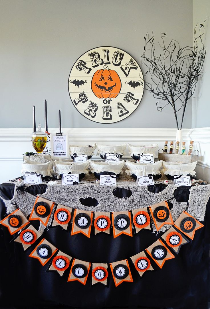 creepy fun with a halloween touch and feel table