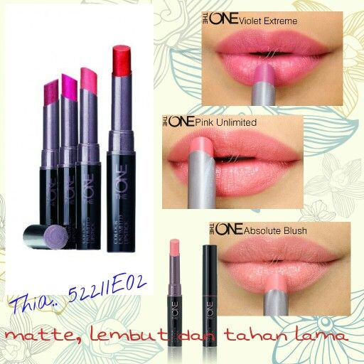 Awesome lipstick with matte look.