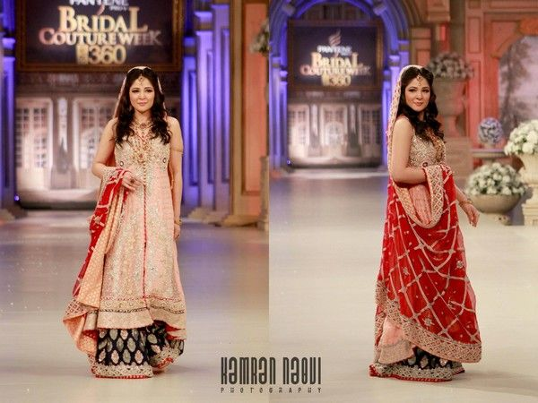 Bridal Wear Collection By Bunto Kazmi