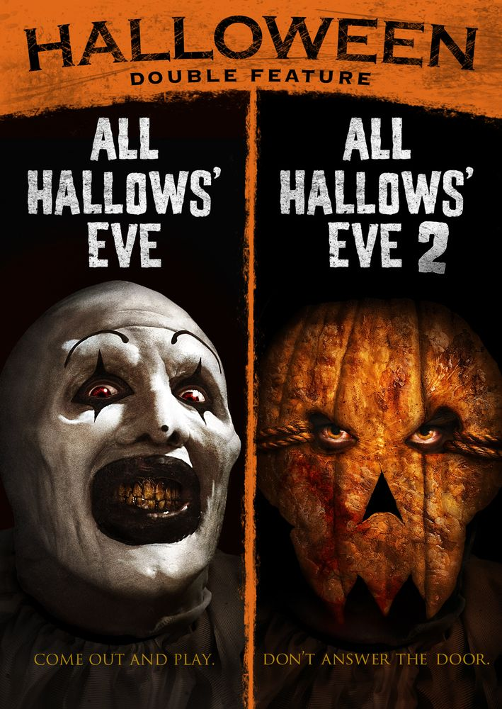 Halloween Double Feature All Hallows Eve All Hallows Eve 2 Dvd Best Buy All Hallows Eve 2 All Hallows Eve Movie Hallows Eve Movie