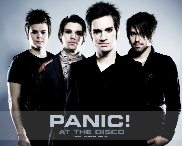 The first song I heard by Panic! at the Disco was when I was in fourth grade. In the past two years I've started listening to their music more often. My favorite song by them is Nine in the Afternoon.