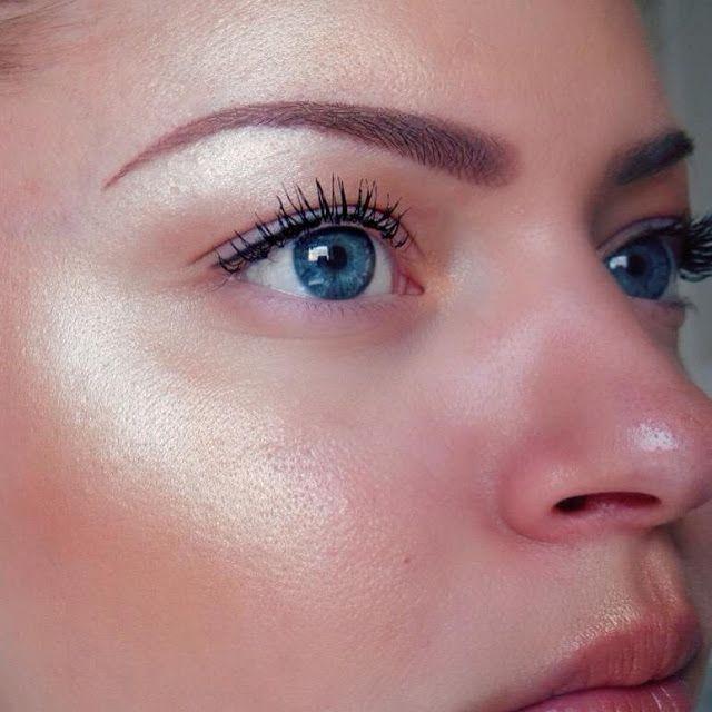 Blue Makeup Highlighter - Mugeek Vidalondon