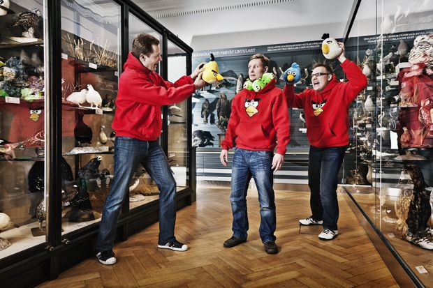 In depth: How Rovio made Angry Birds a winner (and what's next) (Wired UK)