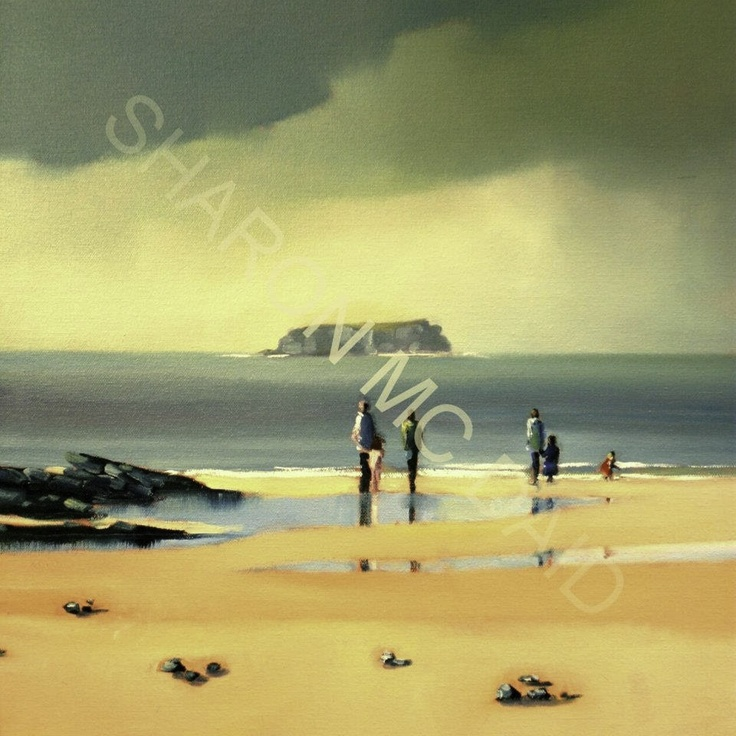 A Summer Sunday by Sharon McDaid - PRINT - The Keeling Gallery