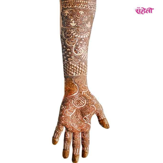Arabic Mehandi Designs #arabic #mehandi #design #henna #pattern #occasion