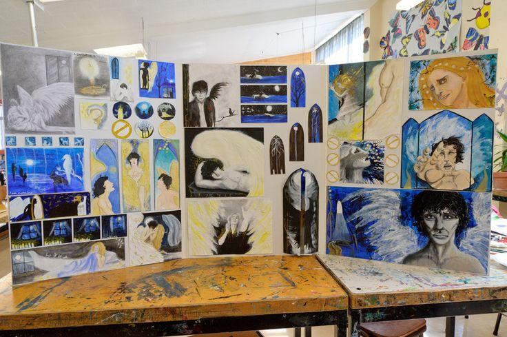 Level 3 Art Boards by ~Feuillyien on deviantART
