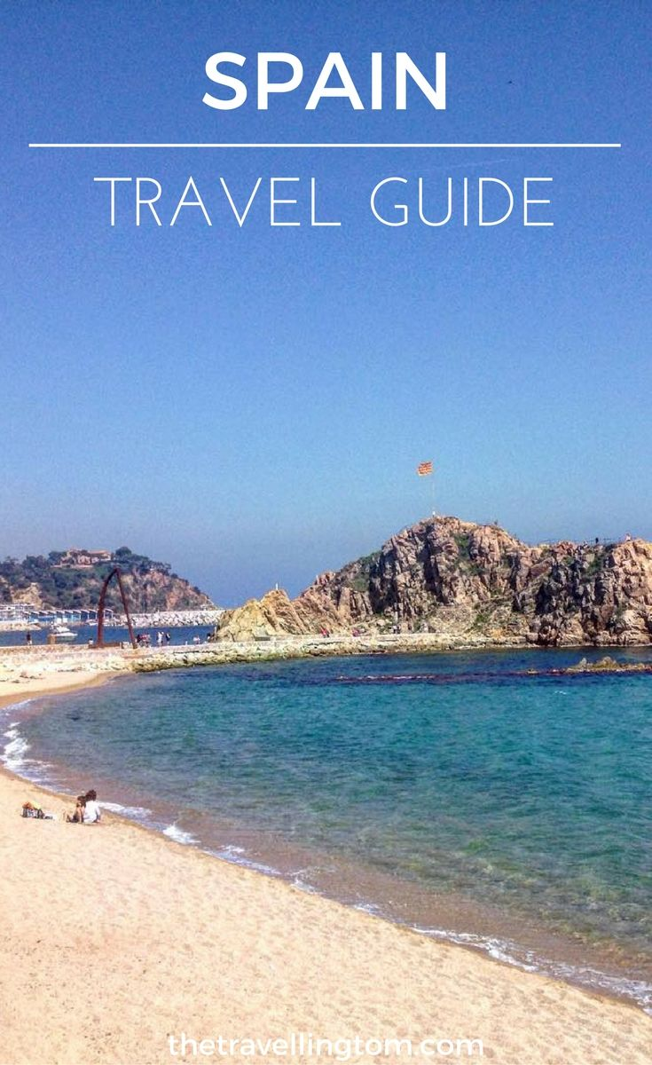 Backpacking Spain is one of the best things to do while travelling Europe. There are so many great places to visit in Spain, that you'd be crazy to miss out on the country! Check out my Spain travel guide for more info!