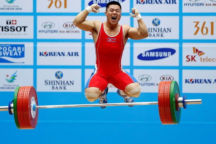 10 of 11 World Records Broken in Weightlifting Events at 2014 Asian Games - 기사보러가기☞ http://blog.incheon2014ag.com/weightlifting-records/ By Day 5 of the 17th Incheon Asian Games 2014, 11 new world records have been broken and set by athletes here. Ten out of 11 of the world records broken this past week were in weightlifting. Interestingly, these 10 weightlifting world records were broken by just two lifters, Kim Unguk of DPR Korea and Tzu Chi Lin of Chinese