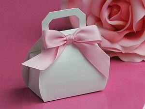 purse favor box