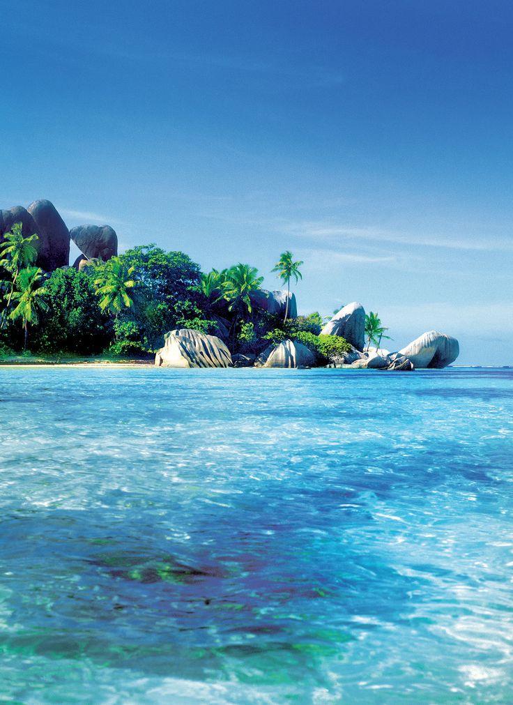 Une journée à la Digue #seychelles
