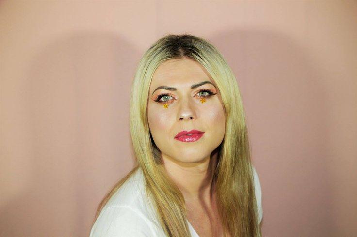 Hello Spring! Glam makeup tutorial/Ανοιξιάτικο μακιγιάζ!