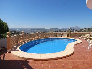 Costa Blanca Property Sales: Villa for sale in Moraira - Just Reduced