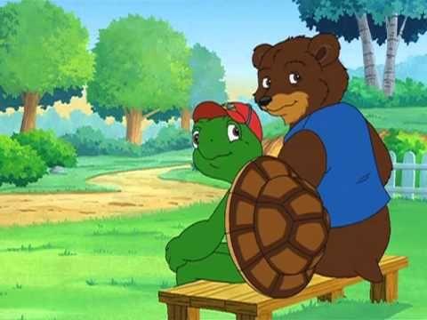 """Franklin la tortue en français """"Le pique nique de Franklin"""""""