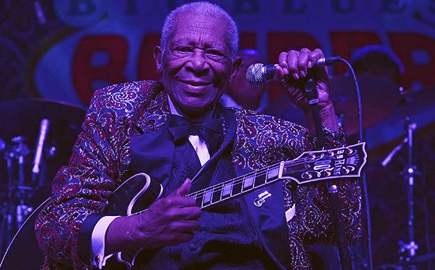 B.B. King's family has announced memorial and funeral service plans following the blues musician's death last Thursday, USA Today reports. King's memorial service will be held this Saturday in Las Vegas, according to a Facebook post his daughter Claudette made over the weekend.
