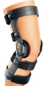 Wearing a specially designed brace can help reduce the risk of an ACL knee injury