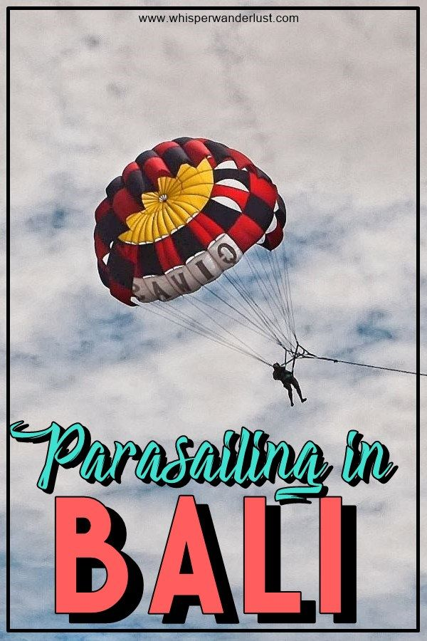 Parasailing in Bali | what to do in Bali | Nusa Dua | Tanjung Benoa | Bali Indonesia | things to do in Bali | Bali Indonesia |