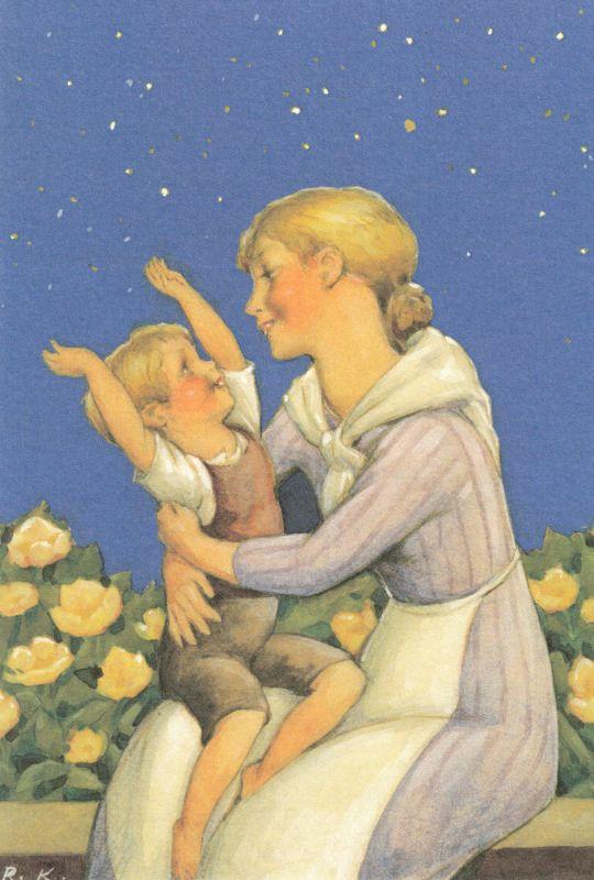 Rudolf Koivu - Moeder en kind -