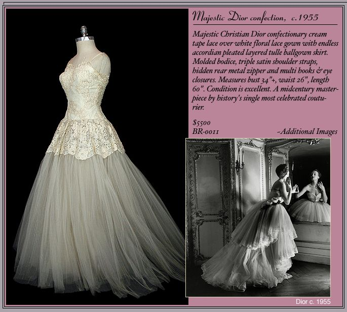 Christian Dior Wedding Gowns: 1000+ Images About Vintage