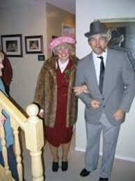 uncle lewis and aunt bethany trick or treat pinterest christmas vacation christmas and griswold christmas vacation